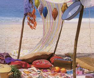 beach, bohemian, and Dream image