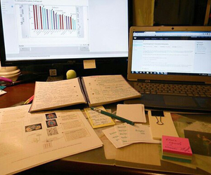 study and college image