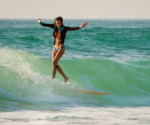 abs, Justine, and surf image