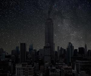 stars, city, and new york image