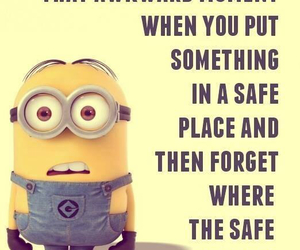 minions, so cute, and love them image