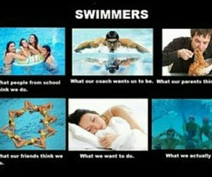 swimmer problems image