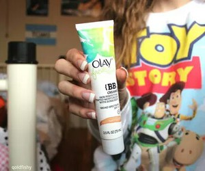 olay, toy story, and bb cream image