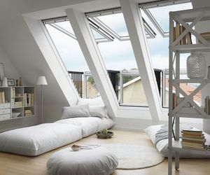 white and window image