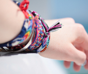 bracelet and hand image