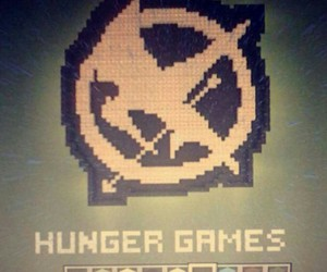 hunger games and minecraft image