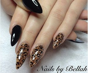 nail art, nails, and nail fashion image