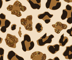 wallpaper, background, and animal print image