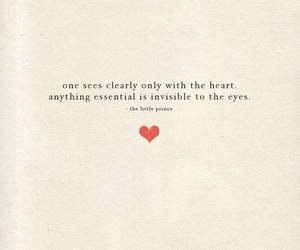 eyes, heart, and quotes image