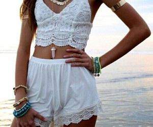 accessories, white, and beautiful image