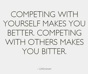 quote, bitter, and competing image