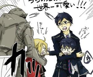 anime, brothers, and fullmetal alchemist image