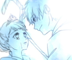 art, frozen, and jack frost image