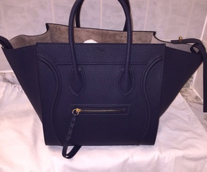 celine, luxury, and bag image