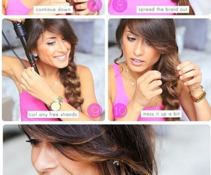 fashion, cute, and hairstyle image