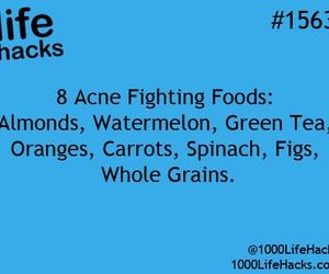 acne and life hacks image