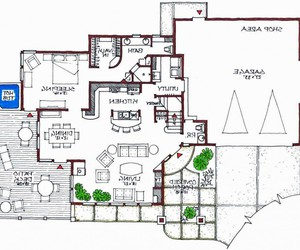 caribbean home plans and island house plans image