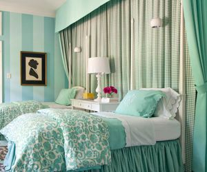 interior design trends, turquoise homes, and turquoise ideas image