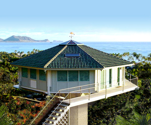 island style house plans, tropical house plans, and hawaiian home plans image
