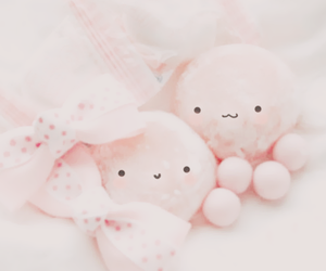 kawaii, pink, and cute image