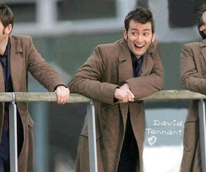 doctor who, the doctor, and david tennant image