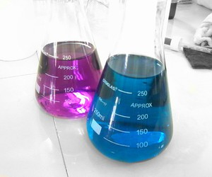 chemistry, experiment, and laboratory image