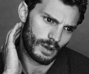 damn, Jamie Dornan, and men image
