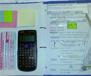 homework, maths, and organise image