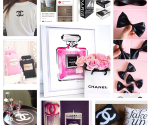 butterfly, chanel, and coco image