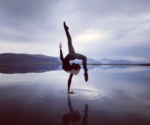 dance and water image