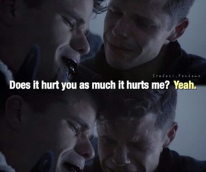 season 3, teen wolf, and max carver image
