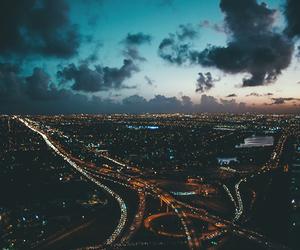 beautiful, city, and night image