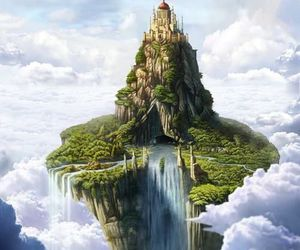 fantasy and sky image