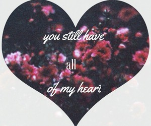 sleeping with sirens, sws, and all of my heart image
