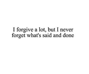 forgive, quotes, and done image