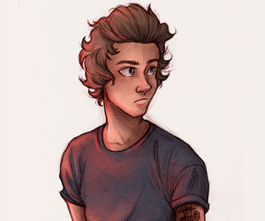 Harry Styles, one direction, and itslopez image