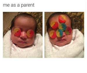 funny and parent image