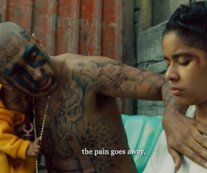 gang, pain, and sin nombre image