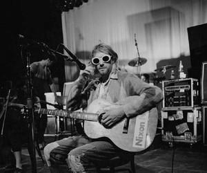 band, kurt cobain, and soft grunge image