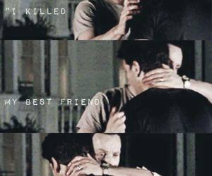 best friends, killed, and andrew lincoln image