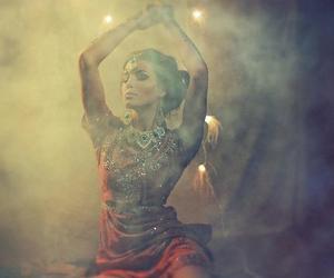 dance, woman, and beauty image