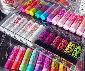 baby lips, babylips, and lips image