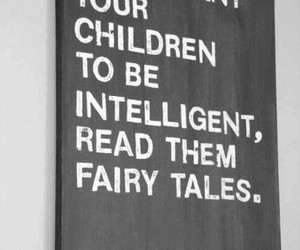 quotes, einstein, and fairy tale image