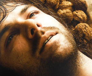 sexy, the hobbit, and aidan turner image