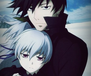 darker than black, hei, and yin image