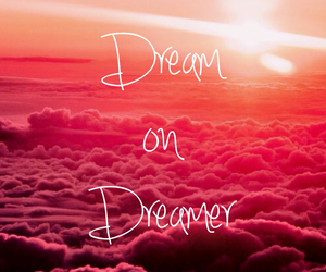 dreamer, dreams, and quote image