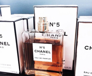 perfume, number5, and chanel image