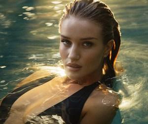 rosie huntington-whiteley, model, and Victoria's Secret image