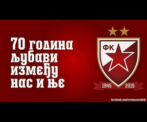 70, birthday, and red star image
