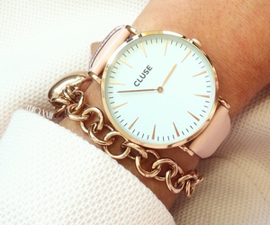 watch, bracelet, and cool image